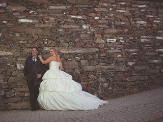 O casamento de Cristina e Hugo