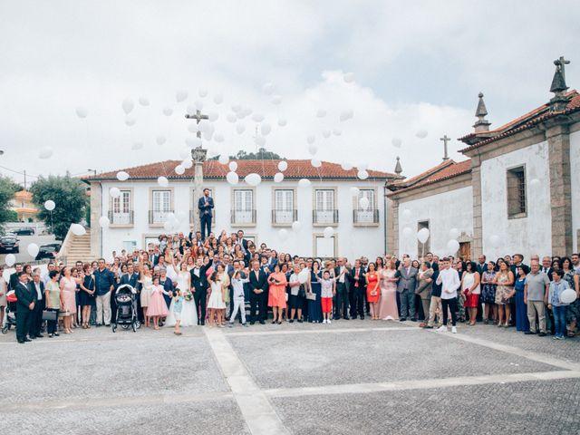 O casamento de Fernando e Carla em Marco de Canaveses, Marco de Canaveses 24