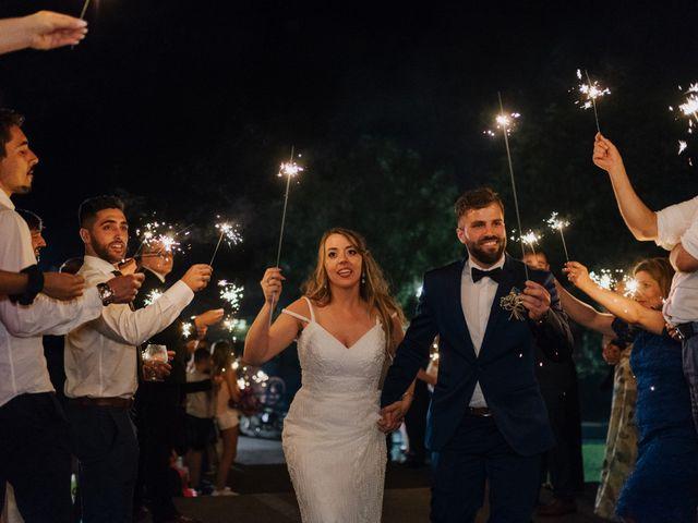 O casamento de Joana e Mário