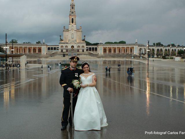 O casamento de Diogo e Sónia em Bicas, Abrantes 1
