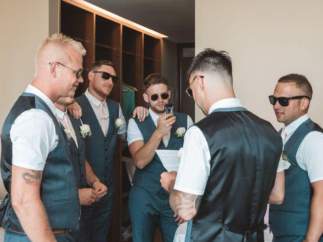 O casamento de Andy e Charlie em Albufeira, Albufeira 9