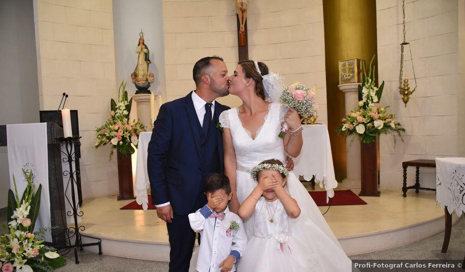O casamento de Diogo e Mariana em Pernes, Santarém (Concelho)