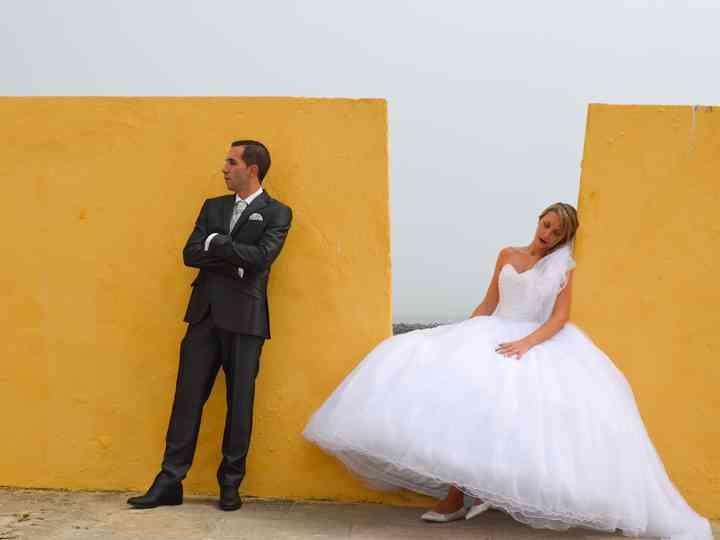 O casamento de Leandra e Diogo