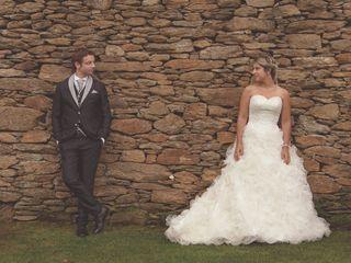 O casamento de Elsa e Fernando
