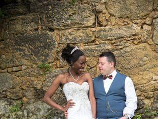 O casamento de Mila e Morgan