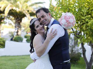 O casamento de Marina  e Cláudio  1