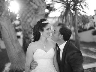 O casamento de Marina  e Cláudio  2