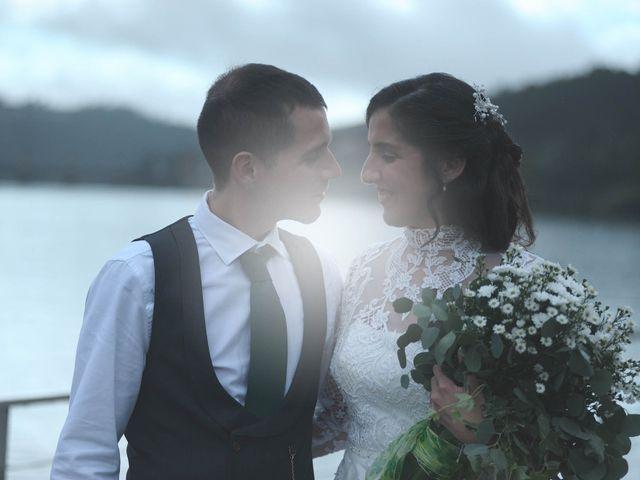 O casamento de Filipa e Joel