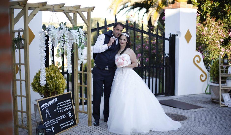 O casamento de Cláudio  e Marina  em Foros de Arrão, Ponte de Sor