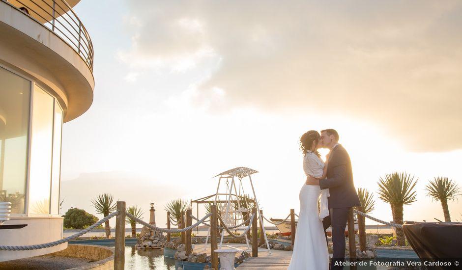 O casamento de Bastiam e Elsa em Lourinhã, Lourinhã
