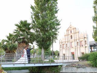 O casamento de Celina e Joel