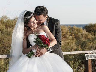 O casamento de Andreia e Hugo