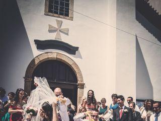 O casamento de Sara e Nelson 2