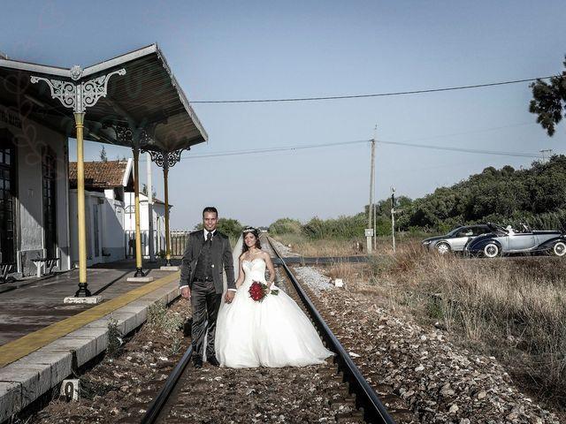 O casamento de Hugo e Andreia em Castro Marim, Castro Marim 11