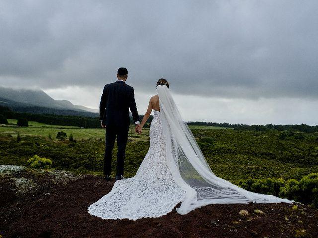 O casamento de Juliana e Miguel