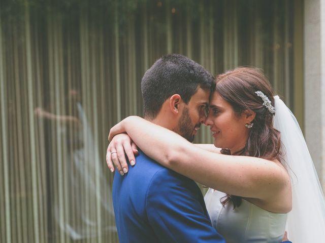 O casamento de Márcia e Carlos