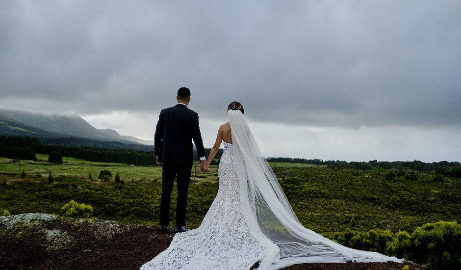 O casamento de Miguel e Juliana em Praia da Vitória, Terceira