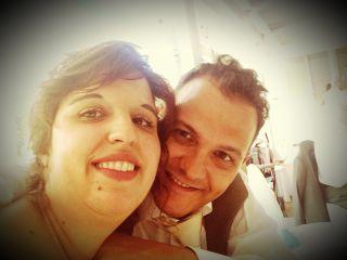O casamento de Carina e Alberto