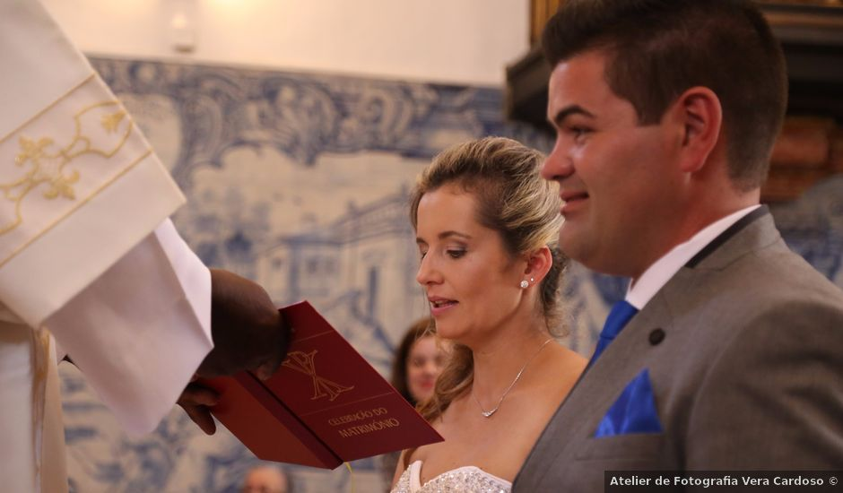 O casamento de Bruno e Cátia em Mafra, Mafra