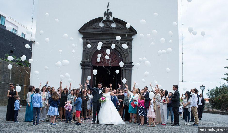 O casamento de João e Susana em Funchal, Madeira