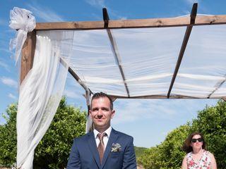 O casamento de Tonia e Manuel 1
