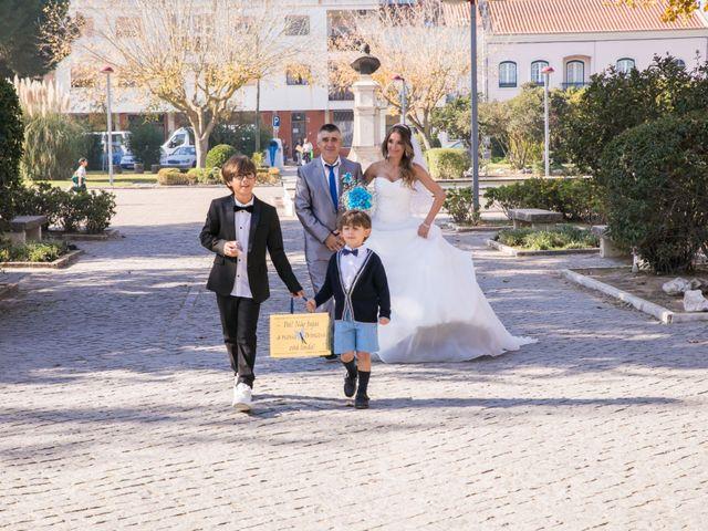 O casamento de Eduardo e Patricia em Quinta das Laranjeiras, Seixal 34