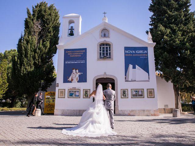O casamento de Eduardo e Patricia em Quinta das Laranjeiras, Seixal 35