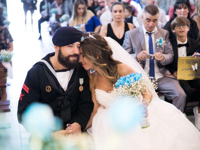 O casamento de Eduardo e Patricia em Quinta das Laranjeiras, Seixal 40