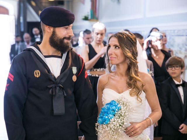 O casamento de Eduardo e Patricia em Quinta das Laranjeiras, Seixal 43