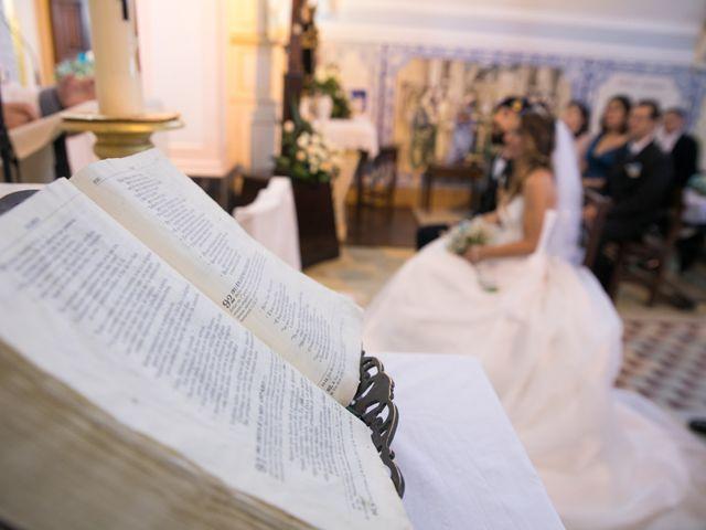 O casamento de Eduardo e Patricia em Quinta das Laranjeiras, Seixal 45