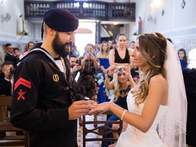 O casamento de Eduardo e Patricia em Quinta das Laranjeiras, Seixal 54