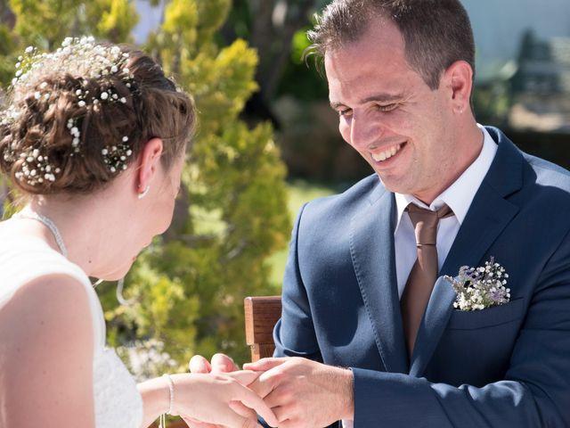 O casamento de Tonia e Manuel