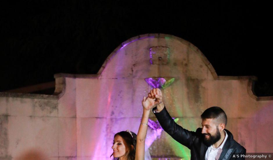 O casamento de Eduardo e Patricia em Quinta das Laranjeiras, Seixal