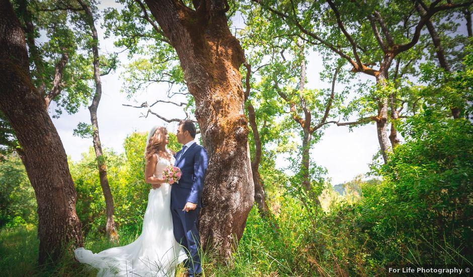 O casamento de Carlos e Ana em Setúbal, Setúbal (Concelho)