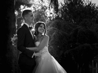 O casamento de Adriana e Jordan