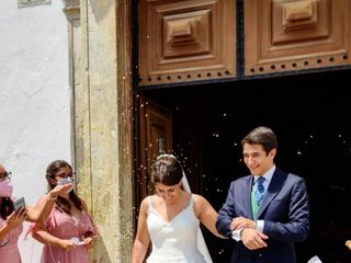 O casamento de Alexandra e Luís 1