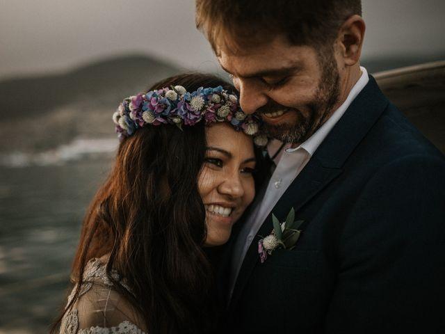 O casamento de Charis e Thiago