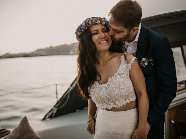O casamento de Thiago e Charis em Sesimbra, Sesimbra 37