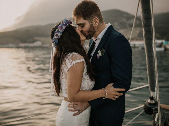 O casamento de Thiago e Charis em Sesimbra, Sesimbra 44