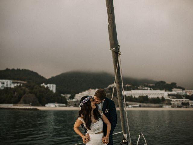 O casamento de Thiago e Charis em Sesimbra, Sesimbra 45