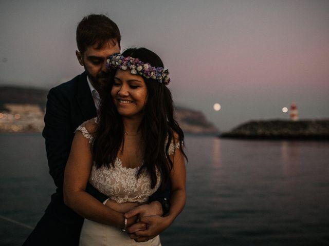 O casamento de Thiago e Charis em Sesimbra, Sesimbra 60