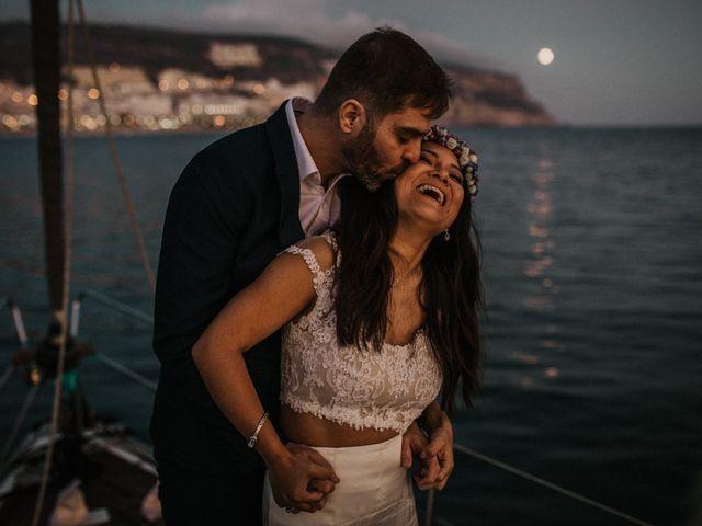 O casamento de Thiago e Charis em Sesimbra, Sesimbra 62