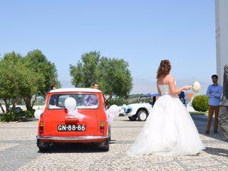 O casamento de Nadine e Diogo 1