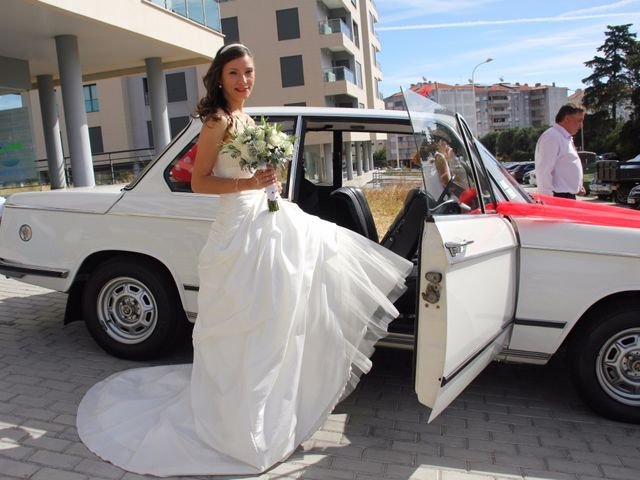 O casamento de Paulo e Margarida em Liteiros, Torres Novas 7