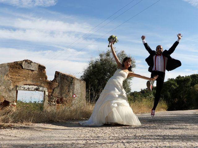 O casamento de Paulo e Margarida em Liteiros, Torres Novas 1