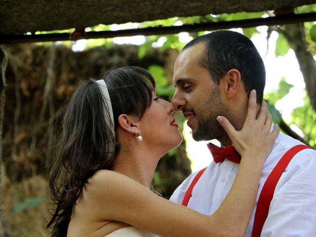 O casamento de Paulo e Margarida em Liteiros, Torres Novas 2