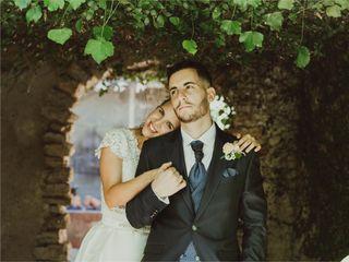 O casamento de André e Rita