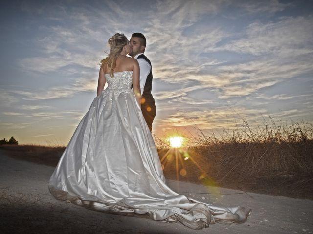 O casamento de Tânia e Ruben