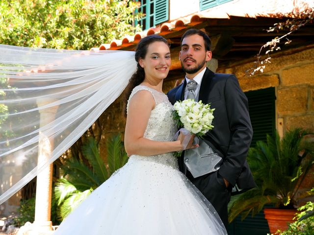 O casamento de Vanessa e Helder