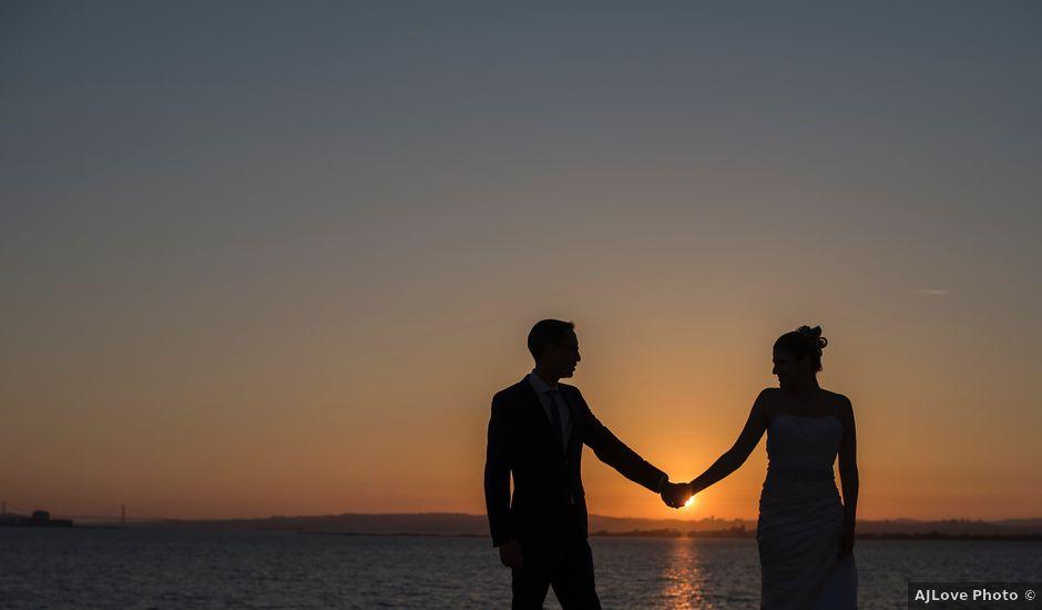 O casamento de Sérgio e Magda em Moita, Moita